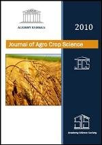 Journal of Agro Crop Science